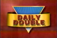 Jeopardy! S10 Tournament of Champions Daily Double Logo