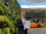 Cometan's Completion of Master's Dissertation