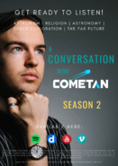 Season 2 A Conversation with Cometan Poster