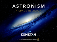 2. Astronism- A Space Religion
