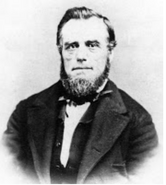 Portrait of Henry Phillip Moon