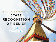Cover for Religious Freedom & State Recognition of Belief