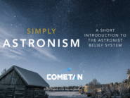 Simply Astronism Cover