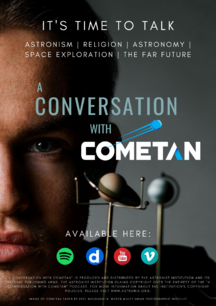 Season 1 Poster for A Conversation with Cometan