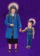 Irene Mary & The Cosmical Cometan