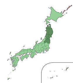 Japan Tohoku Region large.png