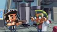 Age of Zombies - The Story of Barry Steakfries 0-37 screenshot