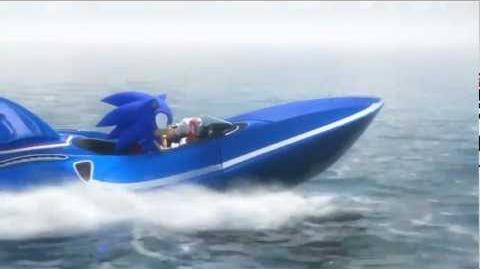 Sonic & All-Stars Racing Transformed - Announcement Trailer
