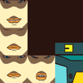 Corn Faces
