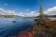 Inarijärvi View 2
