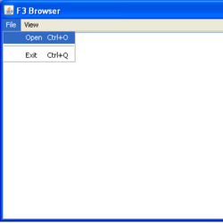 Developing a File Browser in JavaFX