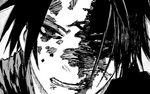 Shugen's face burned