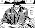 Gantetsusai shinobi gear