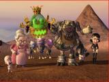 The League of Villains (group)