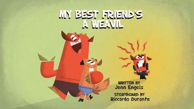 My Best Friend's A Weavil.png