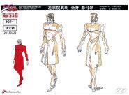 Kakyoin anime ref (3)