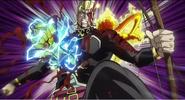 RHCP punches Keicho