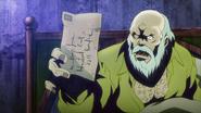 Dario letter anime