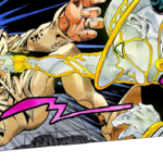 Rohan and his stand.png