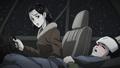 Young Josuke dying