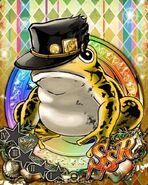 FrogJotaroGold