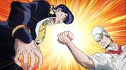 Tonio commands josuke to use soap.png