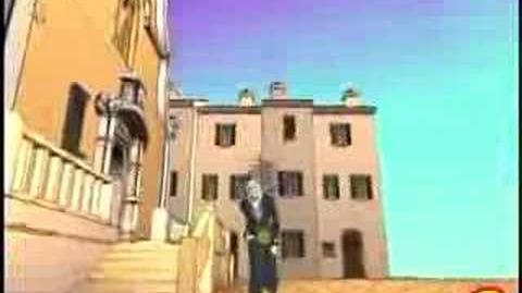 Jojo's Bizarre Adventure- Golden Wind ps2