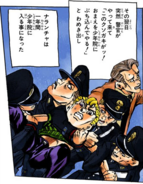 Narancia catched