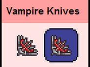 Vamp knives