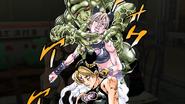 Osiris takes Jolynes soul