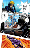 Chapter 464 Cover A