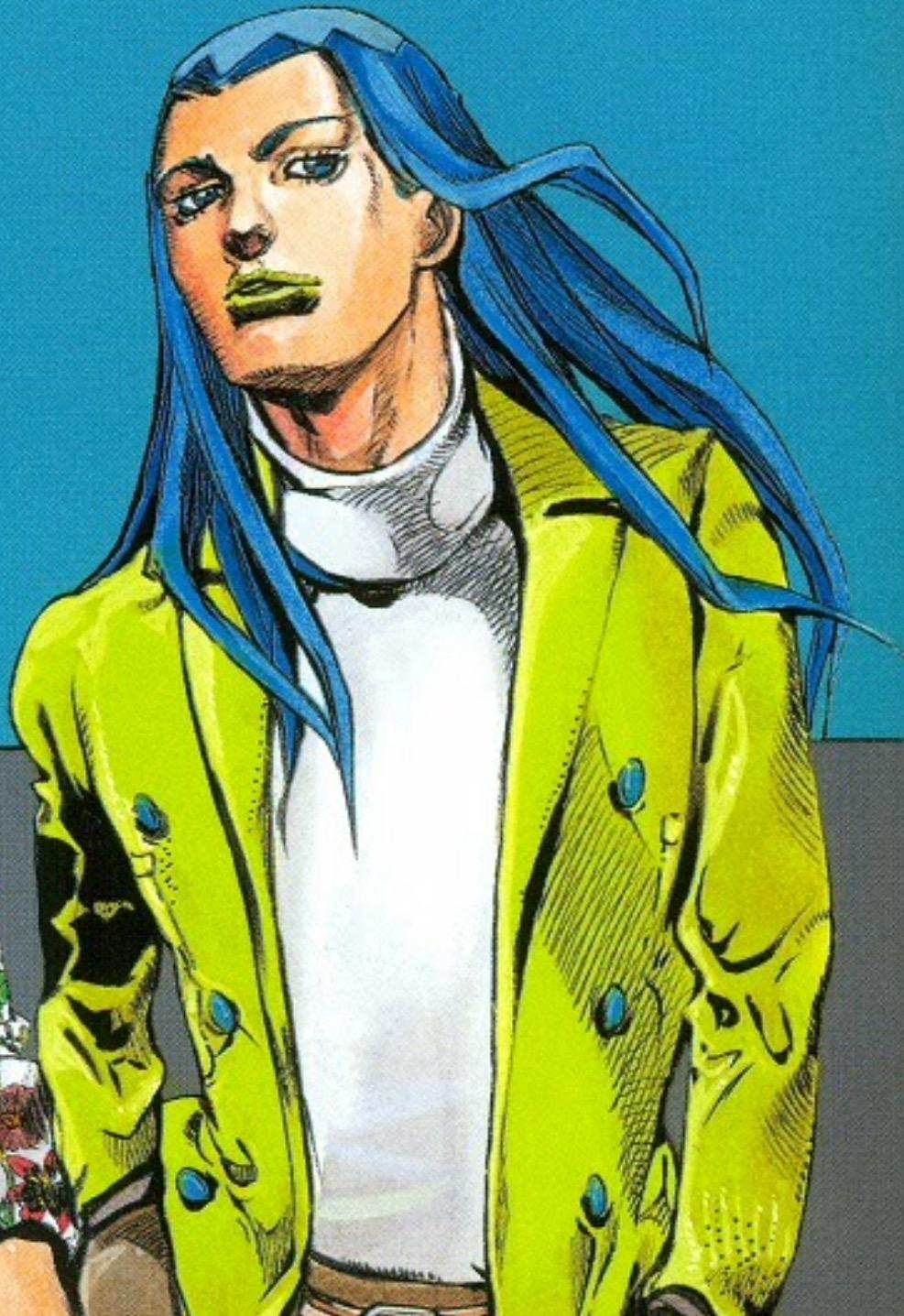 Leone Abbacchio Jojo S Bizarre Wiki Fandom Leone abbacchio is a fictional character from the japanese manga jojo's bizarre abbacchio was a cop once. leone abbacchio jojo s bizarre wiki