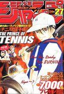 Weekly Jump June 18 2001