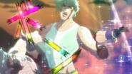 Joseph disarmed