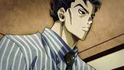 Kira glares at Shinobu.png