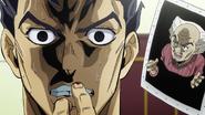 Kira biting nails