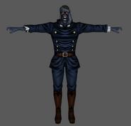 Police Zombie EoH