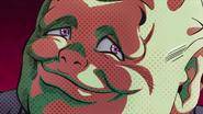 Shigechi's grin