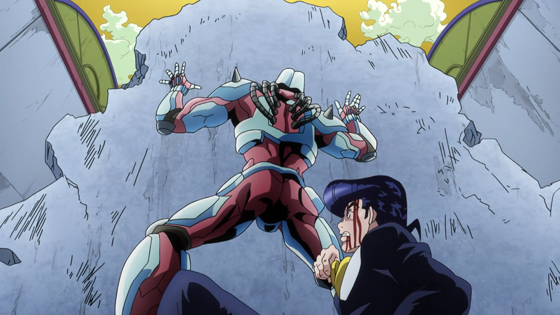 Crazy Diamond Jojo S Bizarre Wiki Fandom All star battle art gallery. crazy diamond jojo s bizarre wiki