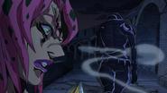 Diavolo notices Requiem