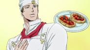 Tonio explains tomatos
