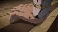 Bucciarati hand