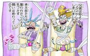 Oingo and Boingo have retired Toth manga