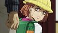 Hayato glaring at Kira