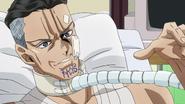 Yuya smells anger