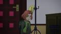 Hayato returns from school