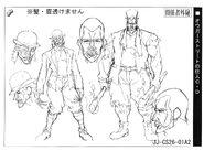 Ogre thugs anime ref 2