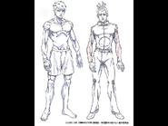 TSKR ova ep 16-9 character models