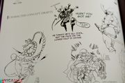 Darkstalkers artbook sketches Moody Blues.png
