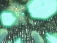 Hierophant Green Emerald Splash-OVA